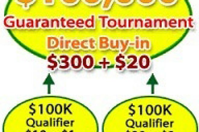 $100,000 Guaranteed Tournament 0001