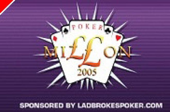Ladbrokespoker.com Poker Million has $1.25 million added 0001