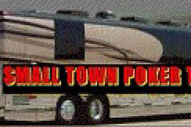 The Small Town Poker Tour announces it will air a European version in 2005 0001