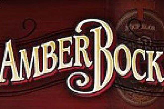 Michelob Amber Bock - Sponsor von World Poker Tour 0001