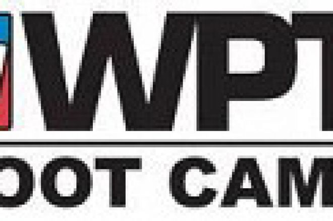 WPT Boot Camp Announces Initial Sites 0001