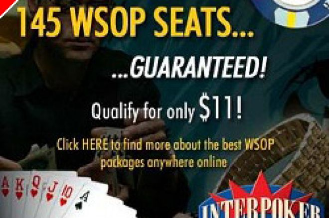 InterPoker Could Send You To The WSOP 0001