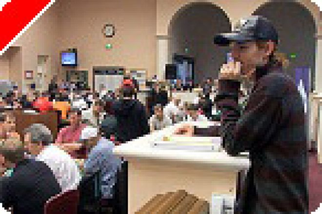 "Poker People: Steve ""Red"" Beyer 0001"