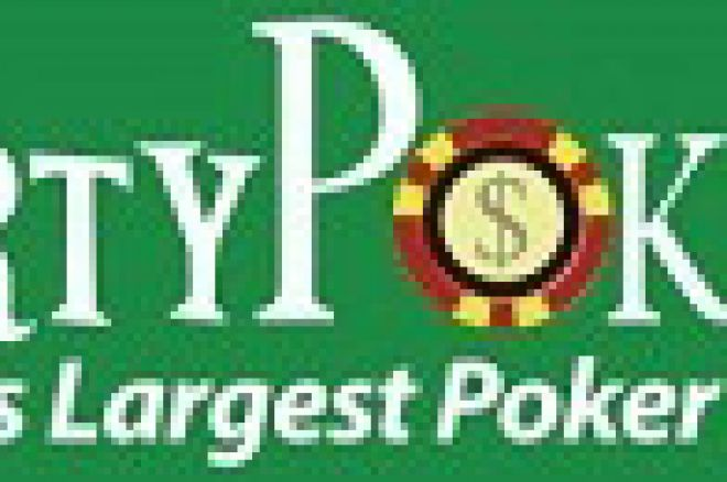 Tony G Reaches Final of Party Poker Millions 0001