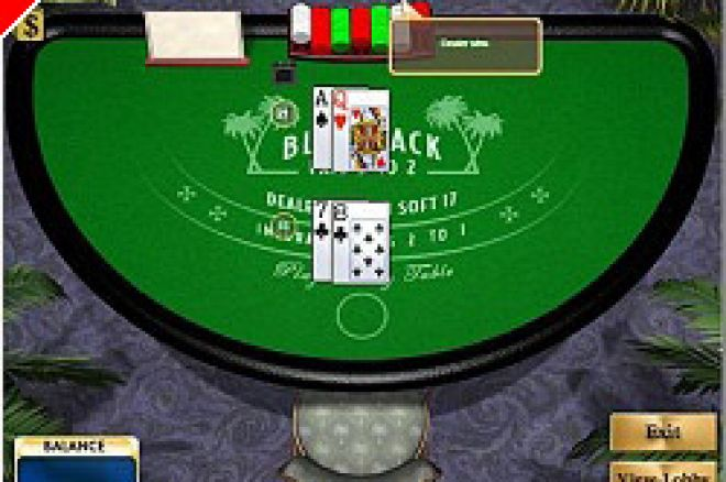 Paradise Poker Introduce Blackjack 0001