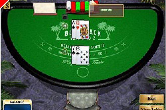Paradise Poker propose maintenant le Blackjack 0001