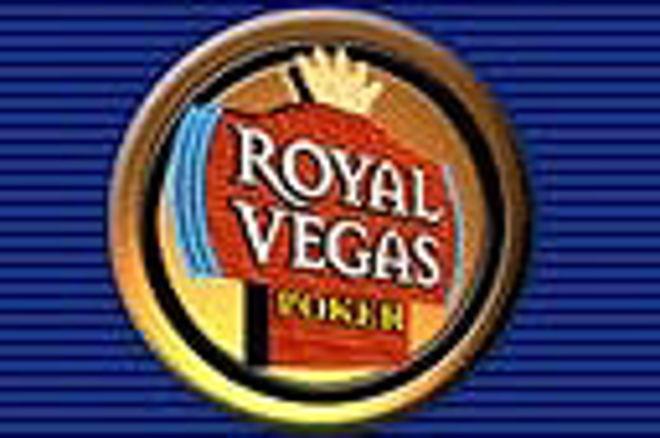 Royal Vegas Poker announciert die freie Ausgabe des Bargeldes 0001