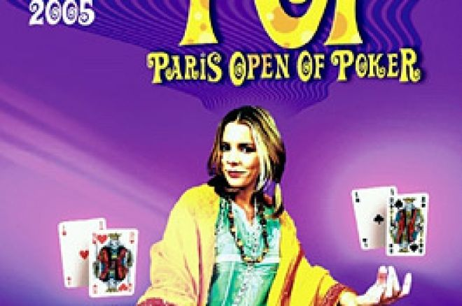Paris Open of Poker 0001