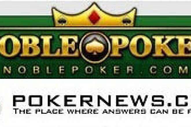 Noble Poker/Pokernews.com Freeroll continues to build 0001