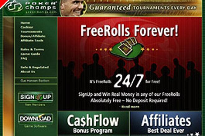 Poker Champs vient de proposer des tournois gratuits pour tous les fans de poker 0001