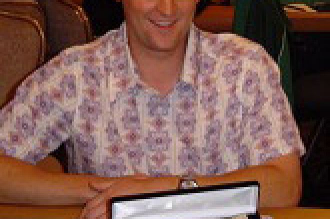World Series of Poker  - Event # 3 - $1,500 Pot Limit Hold Em - Final Report 0001