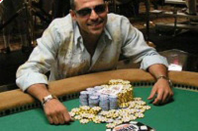 Nightclub owner wins WSOP $2500 6-Handed No Limit Hold'em event 0001