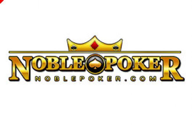 Noble Poker Pokernews Freeroll, Teil drei 0001