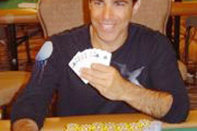 Poker Stud: Player wins bracelet in his first stud tournament ever 0001