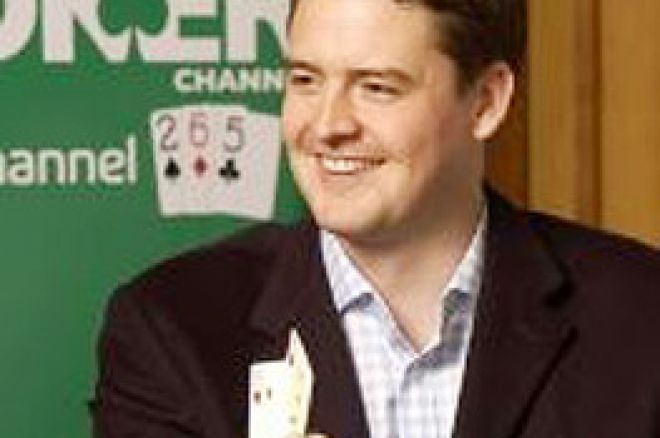 Poker on TV: Interview with James Hopkins of the Poker Channel 0001