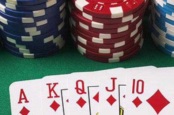 Stud Poker Strategy - Bluffing, Part 3 0001