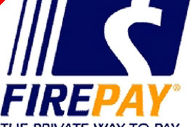 Poker E-Geldtasche Firepay beleuchtet Londons Wertpapierbörse 0001
