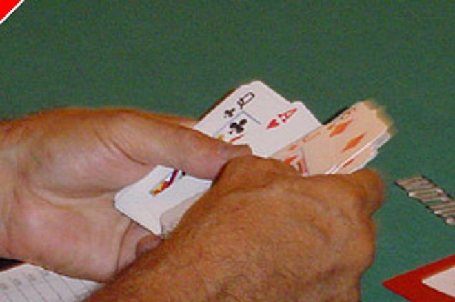 Poker Strategy - Players who bet the flop and check the turn 0001
