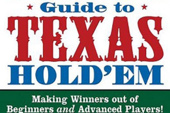 'Illustrated Guide To Texas Hold Em' Valuable For Newcomers 0001