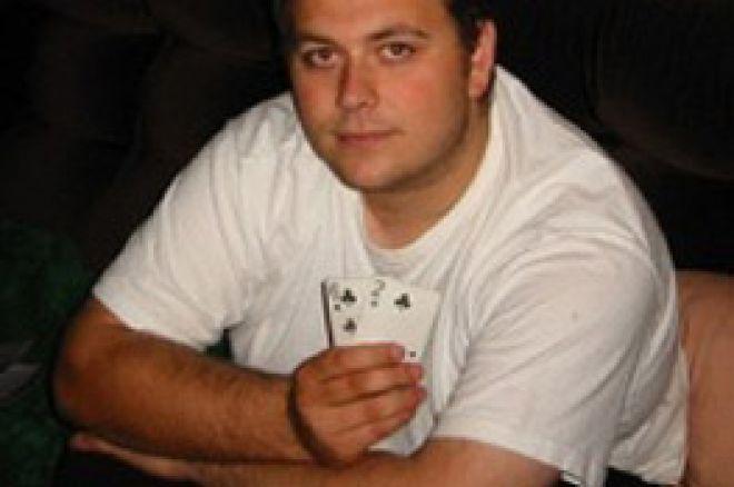 C-betten vs draw hands op een gecheckte turn 0001