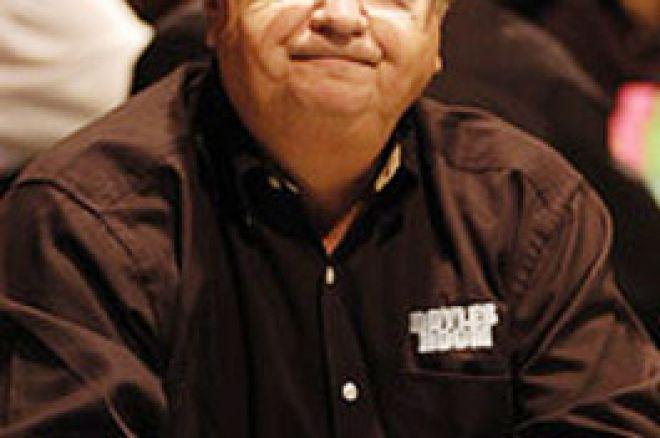 Les légendes du poker: Billy Baxter 0001