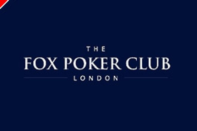 Fox Poker Club Gives London First Fully Licensed Poker Room 0001