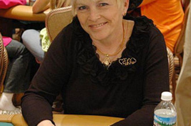 Legends of Poker: Susie Isaacs 0001