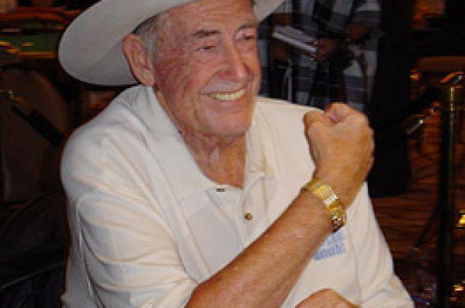 "Légende du poker - Doyle Brunson ""Texas Dolly"" 0001"