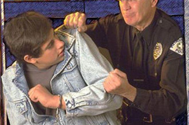 Un officier de police arrêté à Baltimore 0001