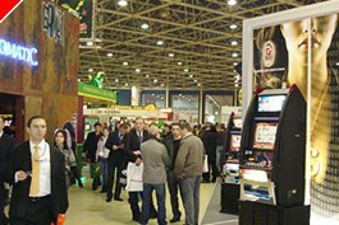 Eelex 2005 - крупнейшая игорная выставка России. Покера практически нет 0001
