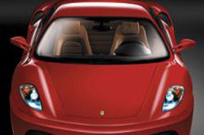 PartyPoker.net Il Vincitore di una Ferrari Afferma sia Merito del Gatto 0001