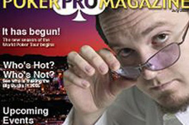 Pro Poker Magazine Signs with Copley 0001