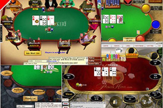 Online Poker Mergers on the Horizon 0001