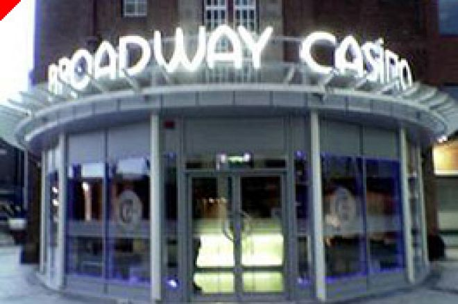 Tournament Report : £100 Freezeout, Broadway Casino 0001