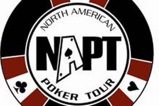North American Poker Tour Announces Inaugural Tournament 0001