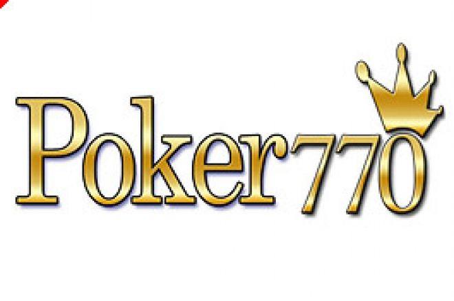 10$ offerts sans condition sur Poker770 0001