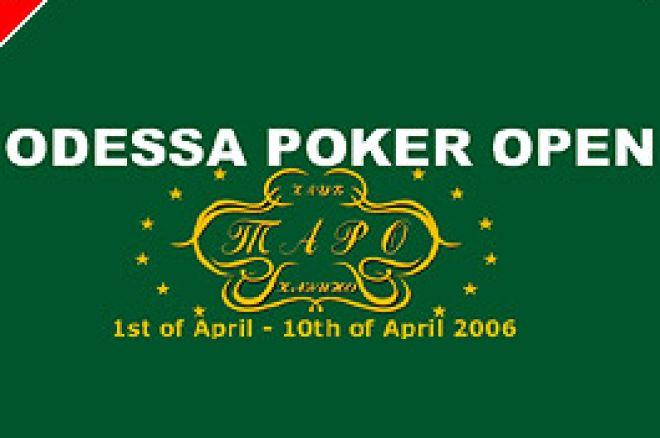 Нешуточный турнир в Одессе - Odessa Poker Open 0001
