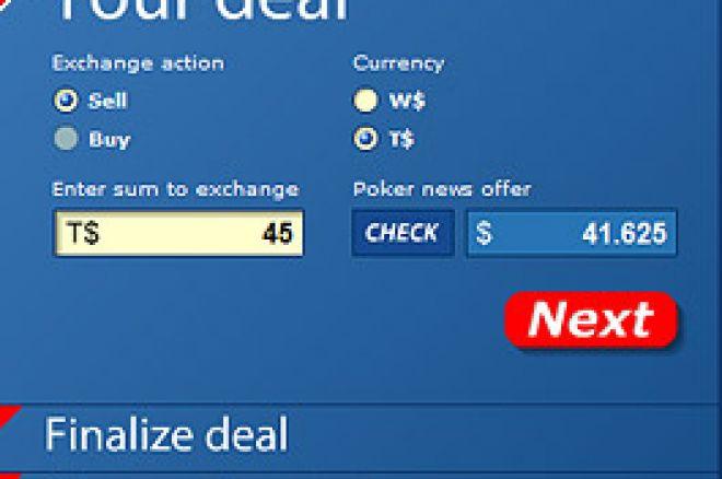 PokerNews Lancia Il Cambio Valuta del Poker 0001