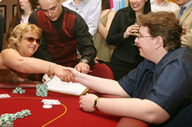 First Timer Takes Betfair Poker Ladies Event 0001