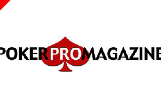 Poker Pro Europe - Ny pokertidning kommer snart ut i hyllorna 0001