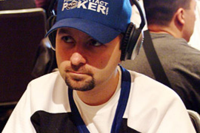 Stars et légende du Poker: Daniel Negreanu 0001
