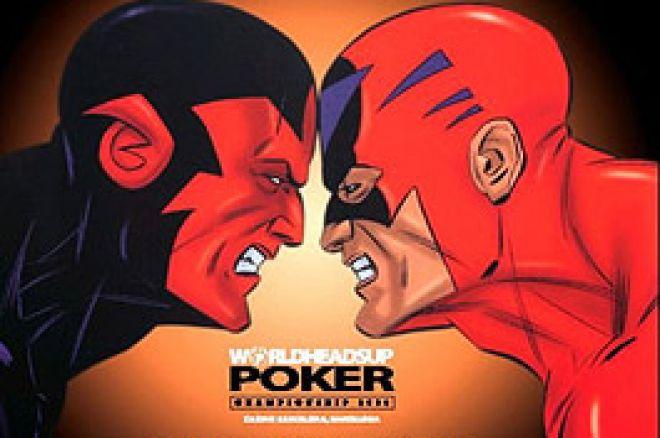 Isaac de Vega champion du monde du toirnoi de poker tête à tête 0001