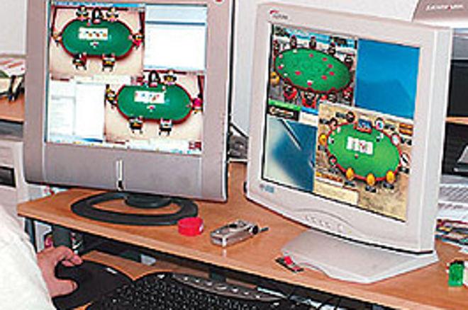 Summering av helgens poker, med tre miljoner dollar på spel 0001