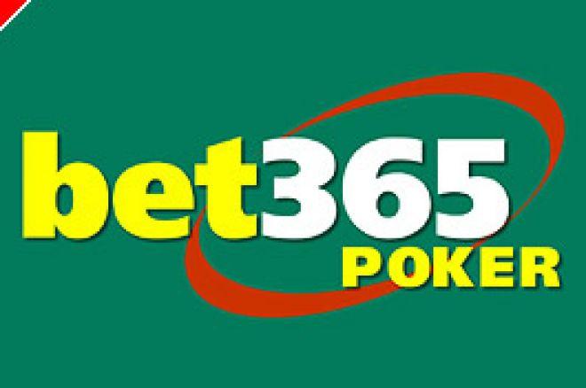 Mer gratis pengar från Bet365 Poker med lojalitets poäng 0001
