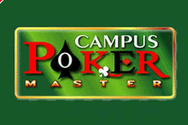Campus Poker Master : 72 joueurs vers la table finale 0001