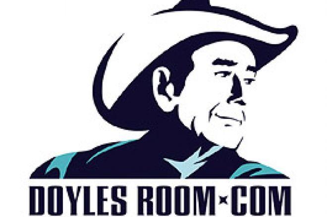 Tournoi Doyle's Room : 3 places WSOP Equipe PokerNews 0001