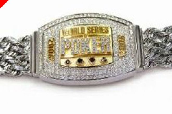 world series poker bracelet