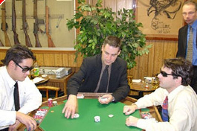 Poker Rivals go Heads-up in Charity Poker Challenge 0001