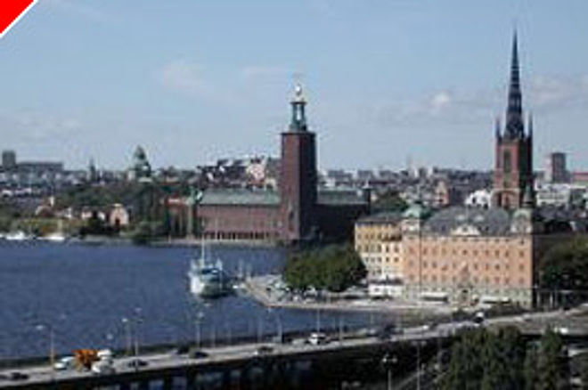 Poker kongress i Stockholm i slutet på juni 0001