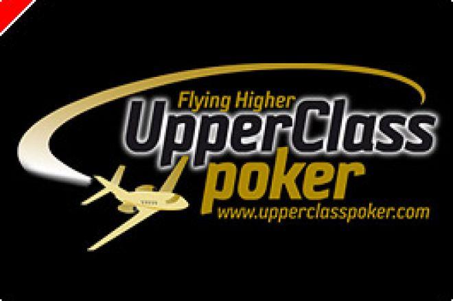 Jouer gratuit avec Upperclass Poker : tournois Freeroll quotidiens à 100$ 0001